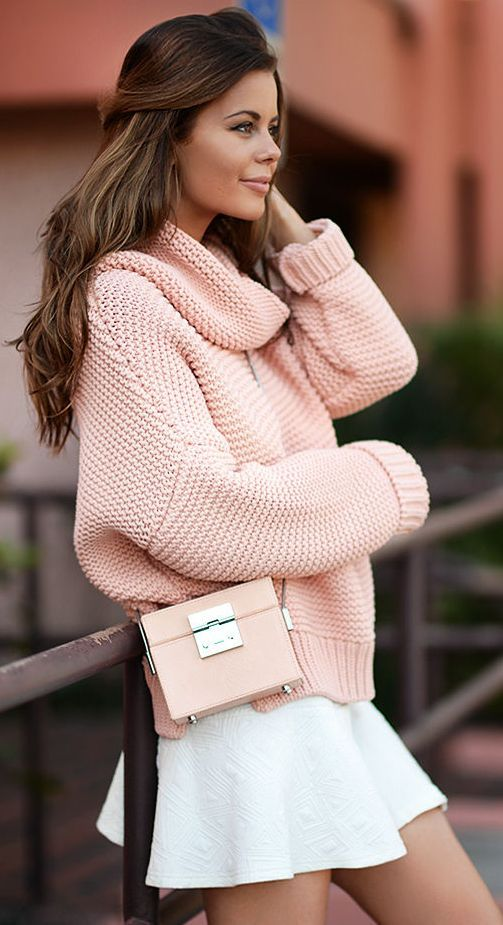 20 Light Sweater Styles to Pop up Your Looks | Fashion, Sweater .