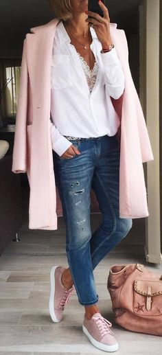 200 Best pink jacket images in 2020 | Fashion, Style, Cloth