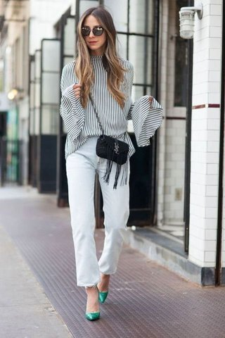 101 Stylish Looks for Women Who Love to Wear Strip