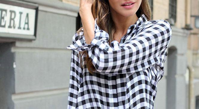 5 Stylish Gingham Outfit Ideas | Be Daze Li