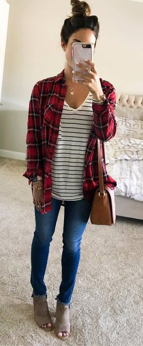 40 Genius Fall Outfit Ideas for Every Day of the Month   Casual .