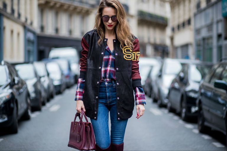 Cute Plaid Shirt Outfit Ideas With Jea
