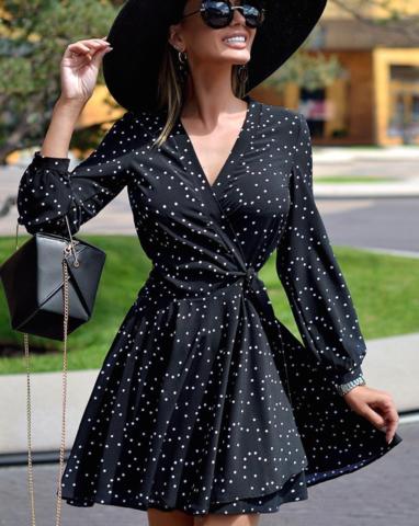 Summer: Polka Dot Outfit Ideas – Flarice
