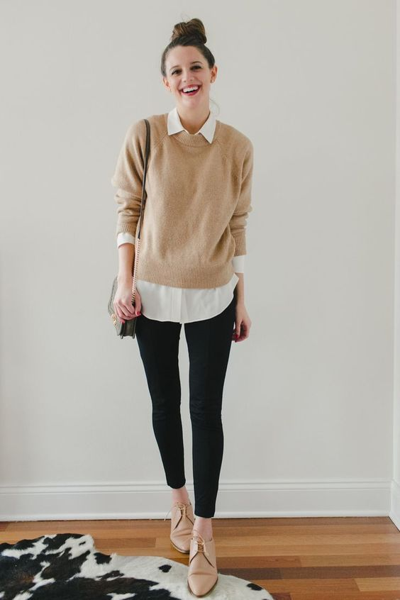 21 Cosy Office & Work Outfits Ideas for Women When Its Cold .