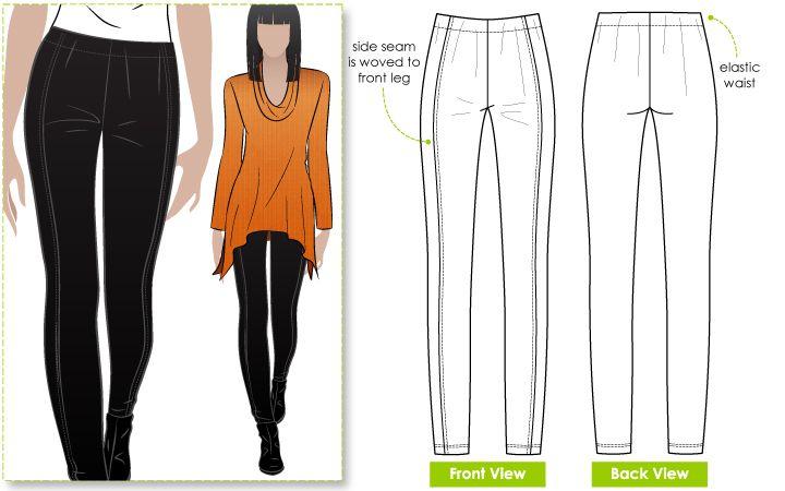 Wallis Pant | Pants pattern, Clothes, Clothing patter