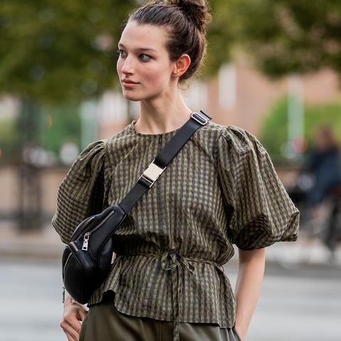 Shop The Puff Sleeve Trend 2019 — Best Puff-Sleeve Tops & Dress