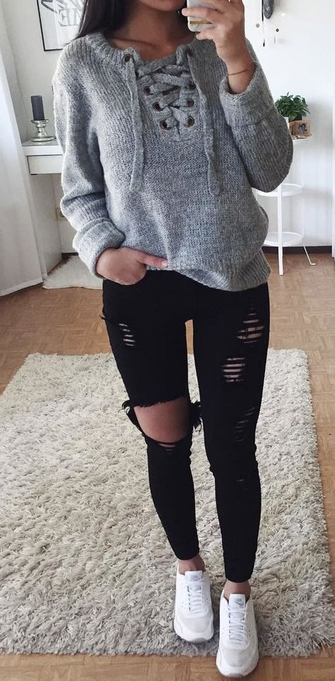 40+ Fabulous Outfit Ideas To Wear This Fall   Cute winter outfits .