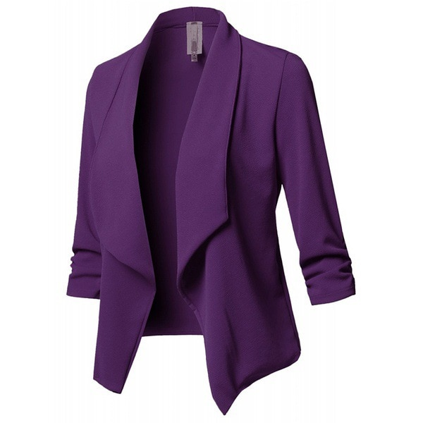 Blazer 5xl Oversized Blazer Women Elegante Ladies Mujer Office .