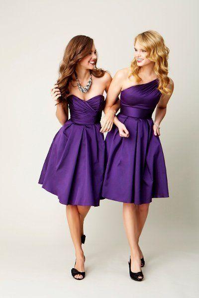 royal purple wedding purple bridesmaid dress www. | Royal purple .