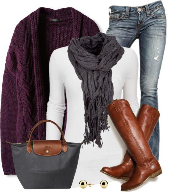 15 Oversized Cardigan Outfit Ideas - Pretty Desig