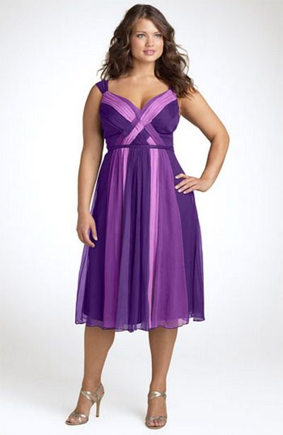 Looking For The Perfect Plus Size Cocktail Dresses (With images .