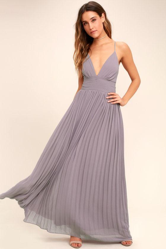 Depths of My Love Light Purple Maxi Dress | Best maxi dresses .