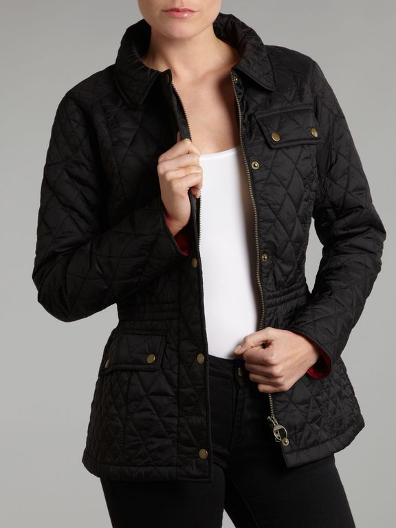quilted jacket for women 14087542 | The Cute Styl