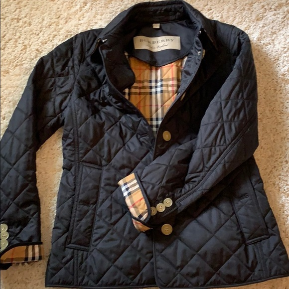 Burberry Jackets & Coats | Womens Quilted Jacket | Poshma