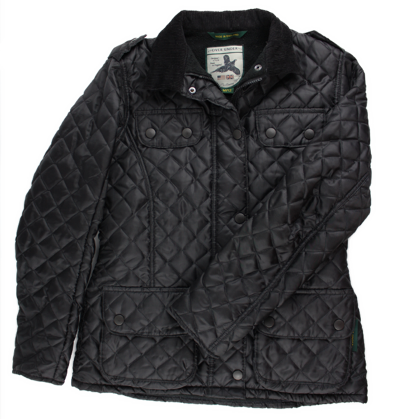 Women's Quilted Jacket | Over Under Clothing | Over Under Clothi