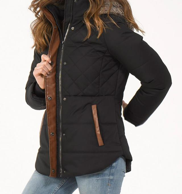 Women's Canyon Quilted Jacket – Free Count