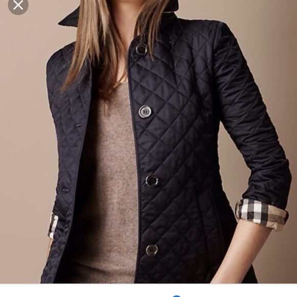 Burberry Jackets & Coats | Womens Brit Quilted Jacket | Poshma