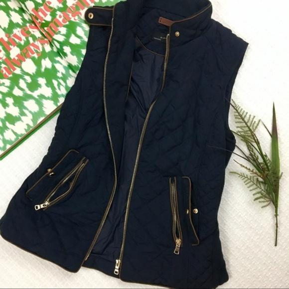 Zara Jackets & Coats | Womens Quilted Vest | Poshma