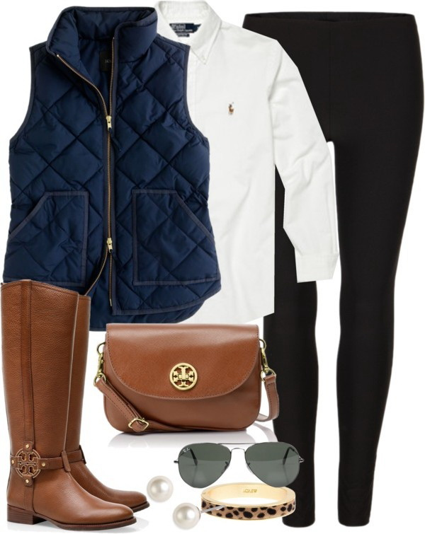 Vest to Impress – Awesome Ways to Rock A Down Quilted Vest 2020 .