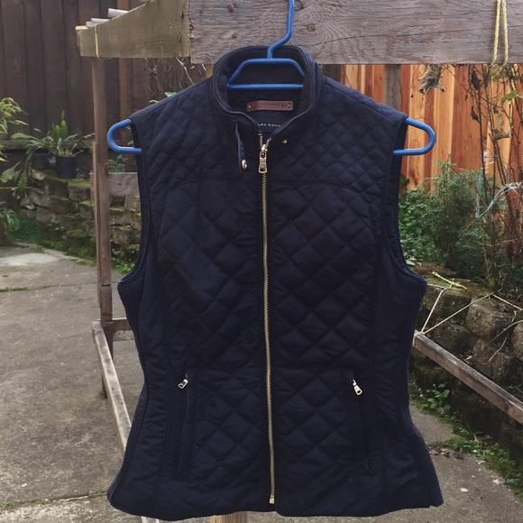 Zara Jackets & Coats | Women Quilted Vest | Poshma