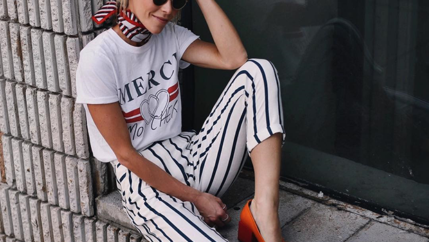 Seven Styling Tips to Wear Your Striped Pants Differently Every Tim