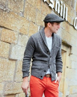 How to Wear Burgundy Chinos (113 looks) | Men's Fashion | Well .