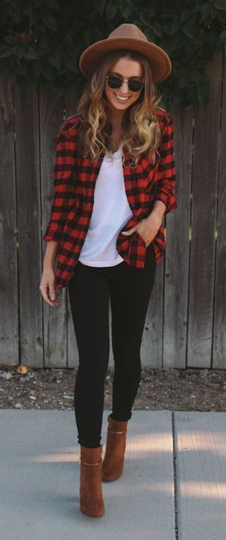 65 Fall Outfits for School to COPY ASAP | Cute outfits, Fashion .
