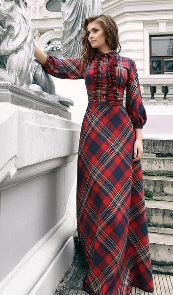 Online Shopping: Learn It All Right Here | Fashion dresses, Plaid .