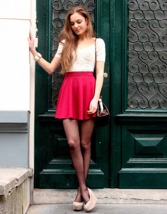 Skater Skirt Outfits Styles Ideas for Women | Bewakoof Bl