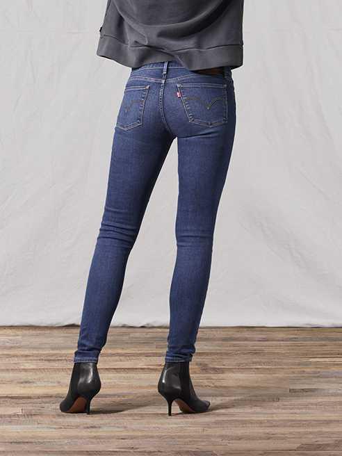 Women's Jean Fit Guide - Types of Jean Fits & Styles | Levi's®