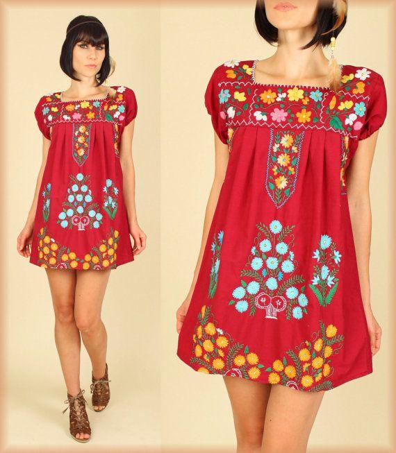 Little red tunic dress | Red tunic dress, Dresses, Fashi