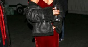 rihanna-in-a-red-velvet-dress-new-years-eve-outfit-ideas-min .