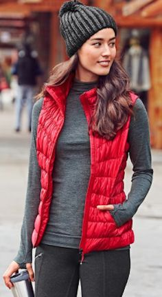 278 Best Vest Outfits images | Vest outfits, Outfits, Autumn fashi