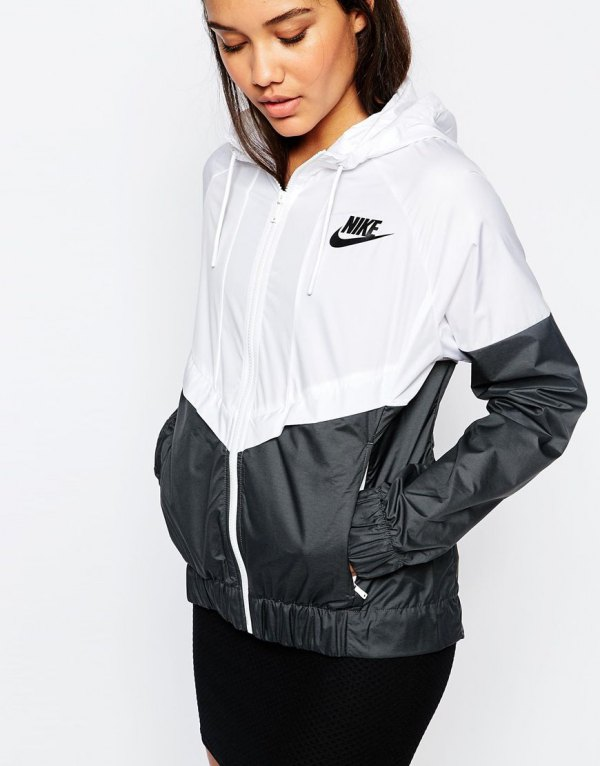 How to Wear White Nike Windbreaker: Best 13 Refreshing Outfits for .