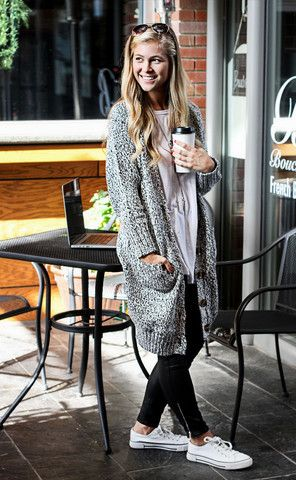 warm up oversized cardigan | Winter sweater outfits, Oversized .