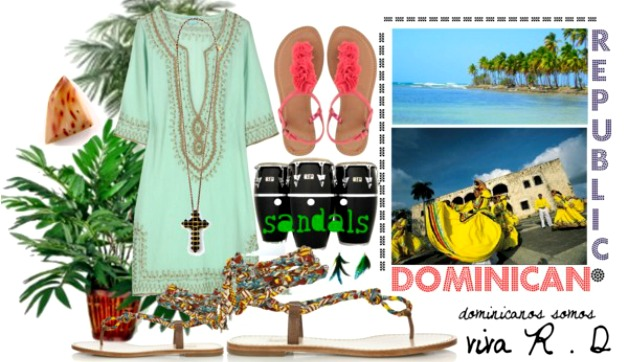 Resort Wear Style Ideas for Your Caribbean Vacati