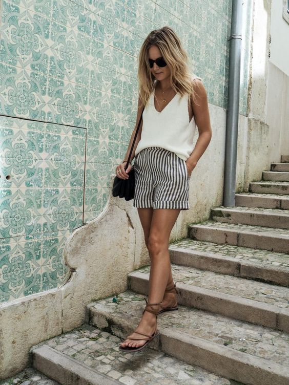 What to Wear For a Vacation - 20 Casual Outfit Ideas for Vacation .