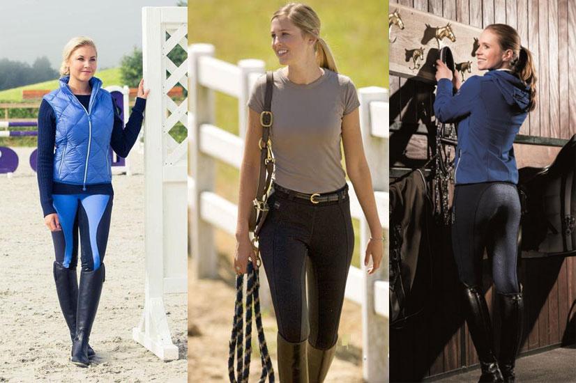 3 Best Women's Equestrian Riding Pants – The Mane Stre