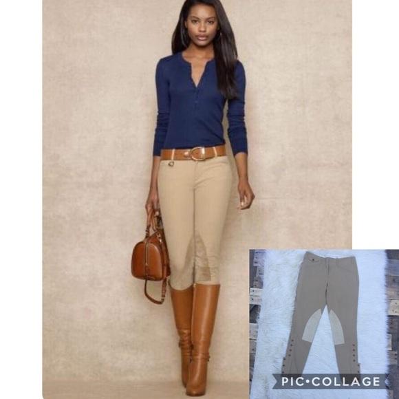 Ralph Lauren Pants | Womens Riding Size 6 | Poshma
