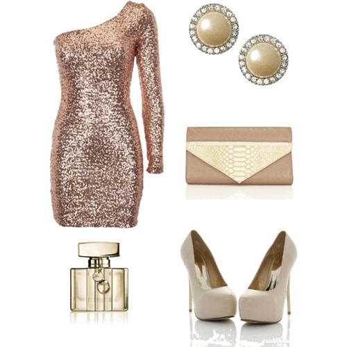 23 Mind-Blowing New Year's Eve Outfit Ideas | Styles Week
