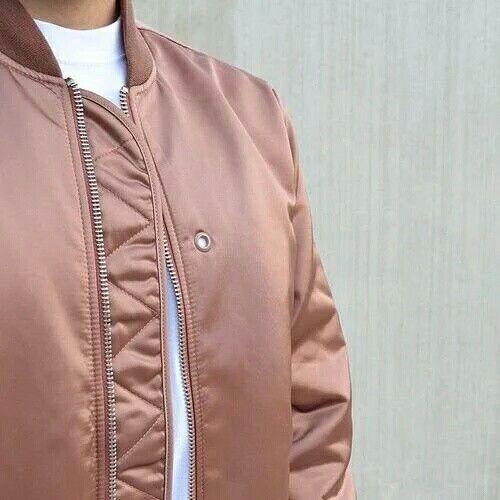 Rose gold jacket | Fashion, Style, Urban we
