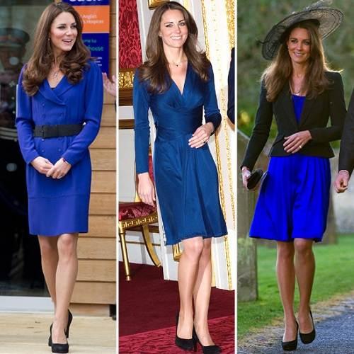 Blue Dress Outfit Pintere