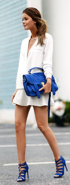 13 Amazing Royal Blue Purse Outfit Ideas: Style Guide - FMag.c
