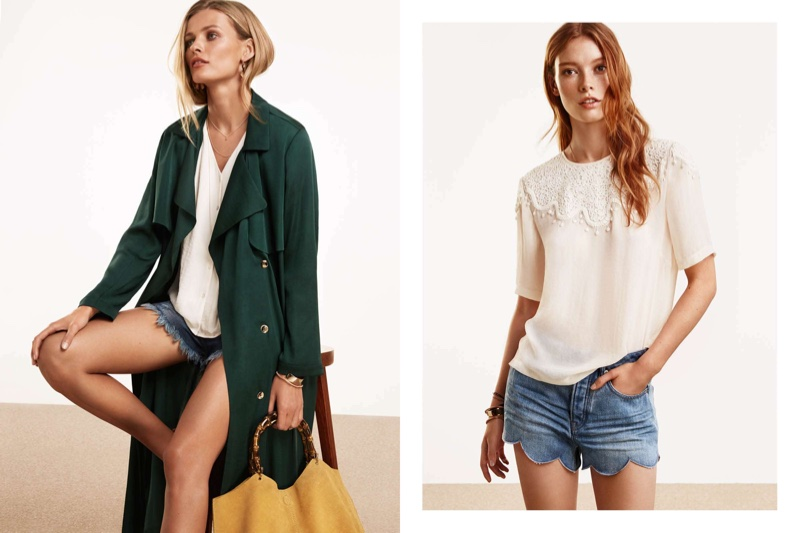 8 Summer Outfit Ideas from H&M | Fashion Gone Rog