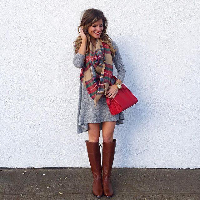 brightonkeller // BrightonTheDay Blog // swing dress outfit .