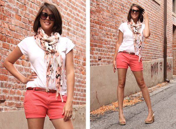 How to Wear a Summer Scarf | How to wear scarves, Summer scarves .