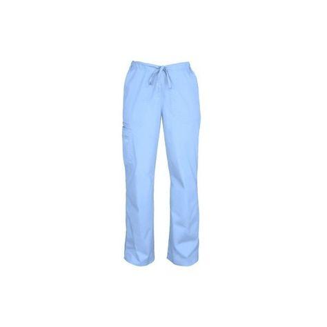 "Cherokee ""Workwear Stretch"" Unisex Cargo Scrub Pants ($19 ."