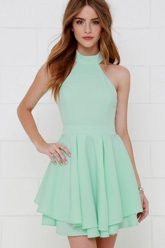 How to Wear Mint Green Dress: Top 15 Refreshing Outfit Ideas .
