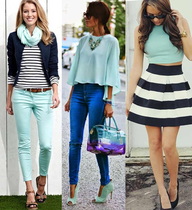 Colors that Go with Mint Green: The Best Matches & Outfit Ide