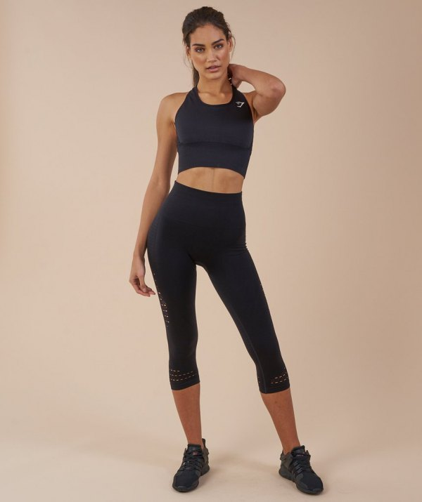 How to Wear Seamless Leggings: Best 13 Lean & Slimming Outfits for .